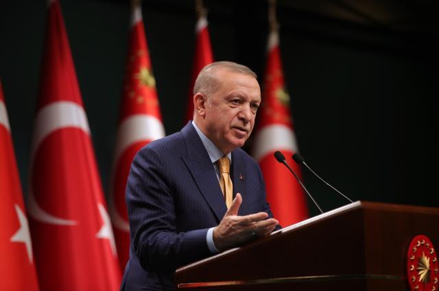 Son Dakika! Cumhurbaşkanı Erdoğan: Mart ayı itibarıyla kademeli normalleşme sürecini başlatıyoruz