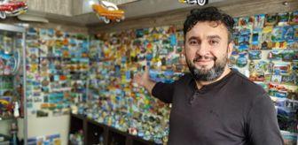 Bruma: 78 ülkeden aldığı 2 bin magneti evinde sergiliyor