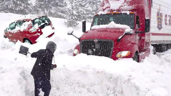 ABD Başkanı Biden, Oklahoma'da hava şartları nedeniyle 'acil durum' ilan etti