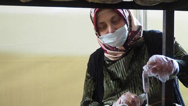 Mantar üretimine başlayan kadın, 'İki gün sonra iflas eder' diyenlere aylık 18 bin TL ciro ile cevap verdi