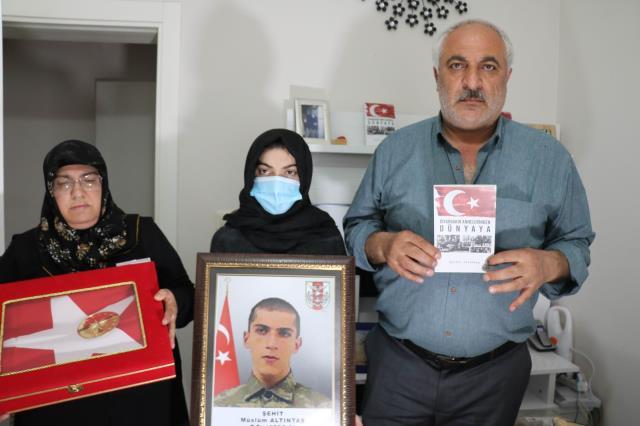 Gara şehidinin ailesinden yürek yakan açıklama: Açlıktan bir deri bir kemik kalmış, tanıyamadık çocuğumuzu