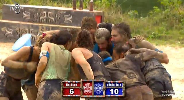 Survivor 18 Şubat ödül oyununu hangi takım kazandı? Survivor ödül oyunu ödülü neydi? Ünlüler mi kazandı Gönüllüler mi?