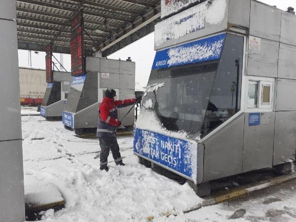 Tepe Servis ve Yönetim, karla mücadelede müşterilerine kolaylık sağlıyor