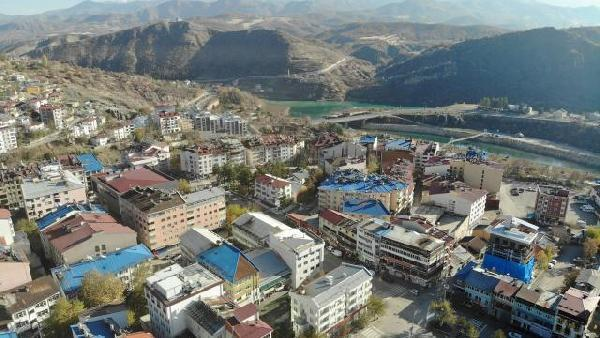 Tunceli'de 1 haftada 35 kişiye, 95 bin lira 'koronavirüs' cezası