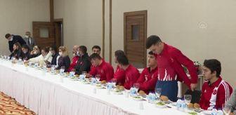 Eyüp Gözgeç: Türkiye, Tokyo Olimpiyatları Avrupa Kota Müsabakaları için başvuruyu yarın yapacak