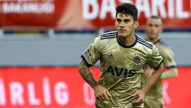 Fenerbahce star Perotti's father announced the latest health status of his son