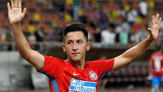 Galatasaray will take action for 'New Hagi' Olimpiu Morutan, which he has been following for 1.5 years