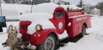 Ovacık: Kar yağışı etkili oluyor