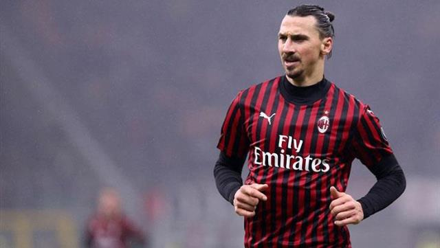 Racist attack on Milan's Zlatan Ibrahimovic by Serbian fans