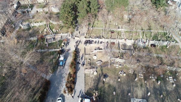 Moğollarıilk kezdurduran Harzemşah'ın mezarı,Silvan'daymış