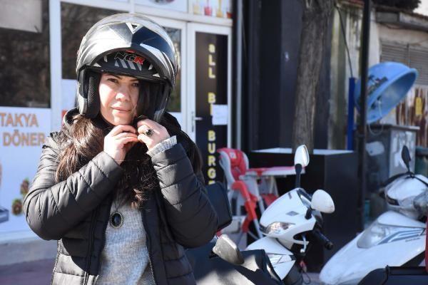 Motosikletli kuryeler, 'duyarlı' olunmasını istiyor