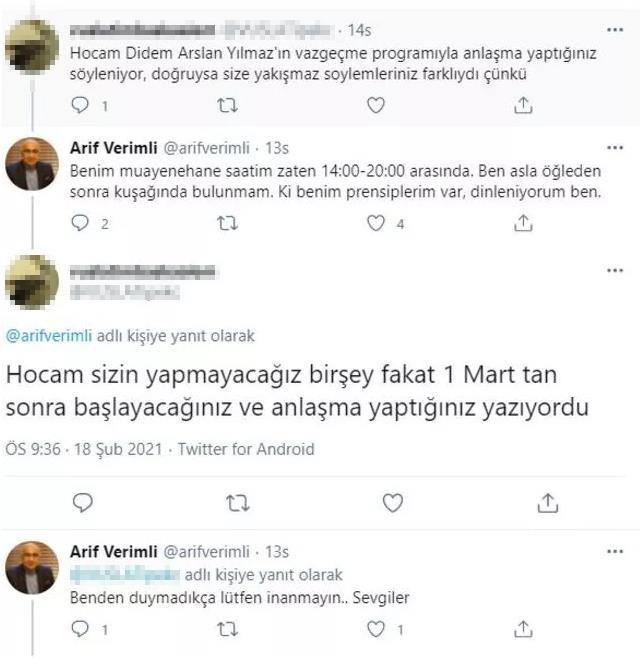 Müge Anlı'nın programında ayrılan Arif Verimli, rakip kanala mı transfer oldu? Jet hızında yanıt geldi