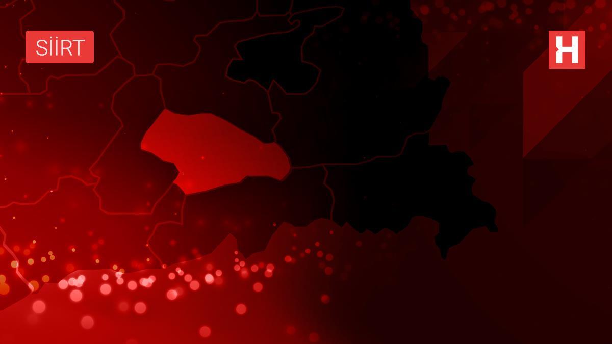 Siirt Valisi Hacıbektaşoğlu organize sanayi bölgesinde incelemede bulundu
