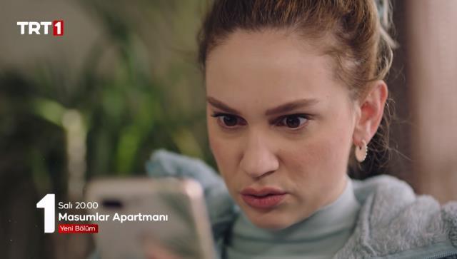 Masumlar Apartmanı'nın 23. bölüm fragmanı yayınlandı! Safiye ve Naci sinemada romantik anlar yaşıyor