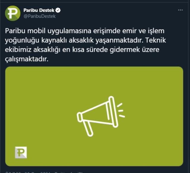 Paribu çöktü mü? Paribu'dan resmi açıklama geldi!