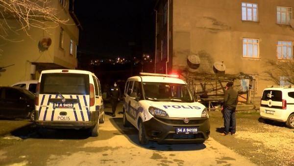Pendik'te oğlunun kalbinden bıçakladığı anne ağır yaralandı