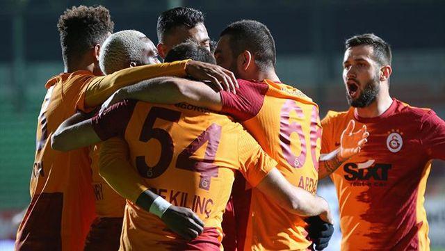 Last Minute: Galatasaray defeated Alanyaspor 1-0 on the road