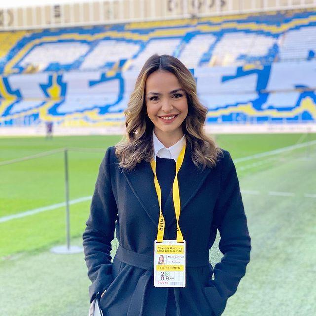 Spor spikeri Nazlı Canyurt, beIN Sports'tan ayrıldı