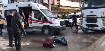 Mehmet Özcan: Son dakika gündem: Tırın çarptığı bisikletli hayatını kaybetti