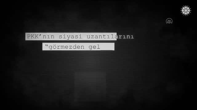 Cumhurbaşkanlığı İletişim Başkanı Altun, PKK'nın sivil katliamlarına yönelik video paylaştı