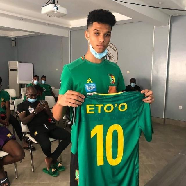 Etienne Eto'o, babası Samuel Eto'o'nun izinde gidiyor! Attığı golle dikkat çekti