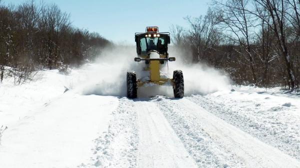 Karabük'te 97 köy yolu ulaşıma açıldı