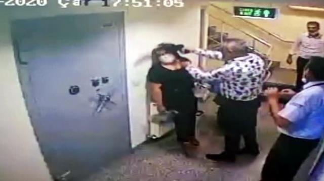 Müdürün, başına silah dayadığı kadın o anları anlattı: Vurayım mı seni dedi
