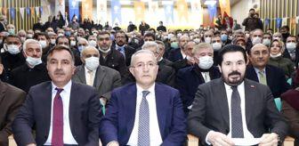 Halil Özyolcu: AK Parti Ağrı İl Başkanı Adayı Halil Özyolcu, coşkuyla karşılandı