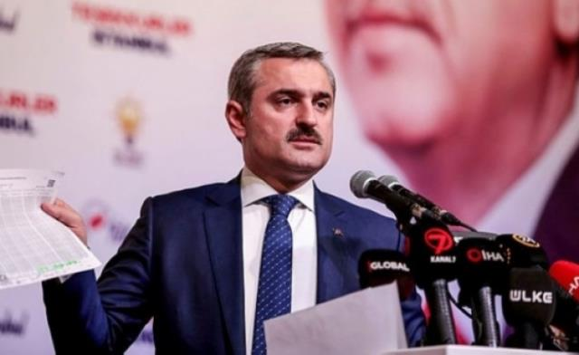 AK Parti İstanbul İl Başkanı adayı eski Saadet Partisi Gençlik Kolları Başkanı Osman Nuri Kabaktepe oldu