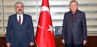 Tügva: AK Parti İstanbul İl Başkanı adayı eski Saadet Partisi Gençlik Kolları Başkanı Osman Nuri Kabaktepe oldu