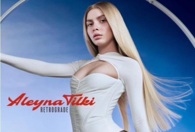 Aleyna Tilki, ilk İngilizce şarkısının teaser'ını yayınladı