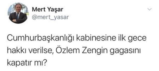 Kaftancıoğlu'ndan sosyal medyada çirkin saldırıya uğrayan Özlem Zengin'e destek: Saldırı kabul edilemez
