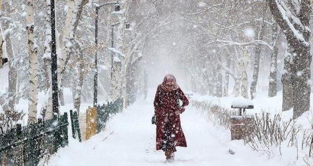Kar yağacak mı? Bu hafta kar var mı? İstanbul hava durumu!