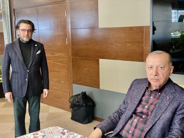 Restoran ve kafeler ne zaman açılacak? Cumhurbaşkanı Erdoğan ile görüşen sektör yetkilisi tarih verdi