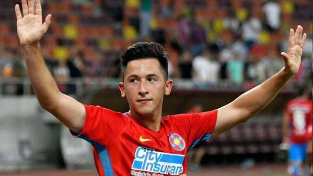 Steaua Bucharest demands 15 million euros for Olimpiu Morutan, which Galatasaray wants
