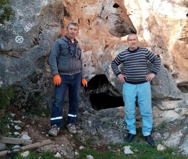 Çobanların bulduğu mağara koruma altına alındı