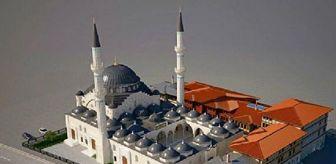 Eyüp Sultan: Fransa'da yapımı süren Eyüp Sultan Camisi'ne ırkçı saldırı