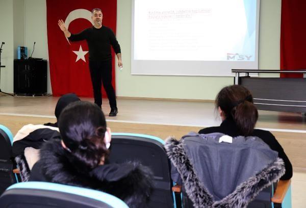 Midyat'ta kadınlara, 'şiddete karşı farkındalık' eğitimi