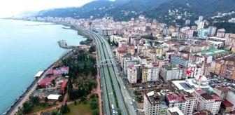 Rize Belediyesi: Rize'de kentsel dönüşüm başladı, kiralar ikiye katlandı
