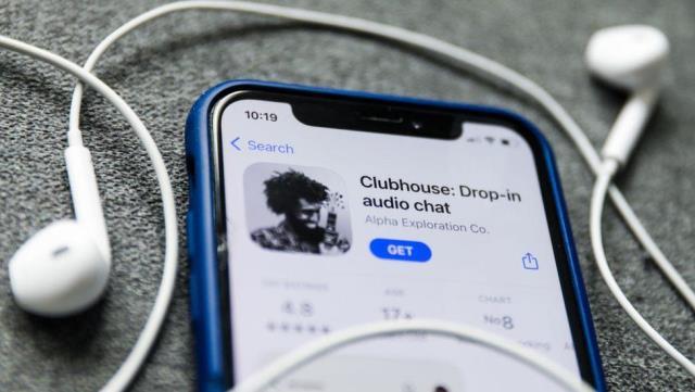 Son günlerin popüler uygulaması Clubhouse'daki konuşmaların başka bir sitede yayınlanabildiği ortaya çıktı