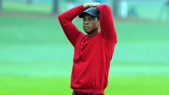 Tiger Woods was hospitalized after traffic accident