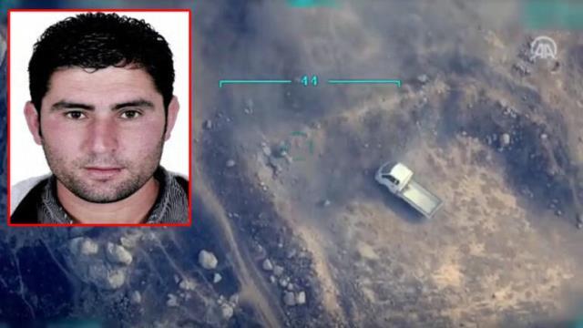 Türkiye'yi yangın yerine çeviren terörist böyle öldürüldü! MİT operasyonu saniye saniye kaydedildi