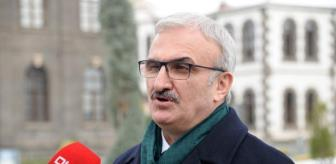 Mezopotamya: Vali Karaloğlu: Diyarbakır, yeniden küllerinden doğuyor