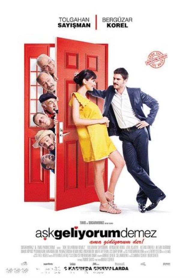 Aşk Geliyorum Demez film konusu nedir? Aşk Geliyorum Demez film oyuncuları kimdir? Aşk Geliyorum Demez oyuncu kadrosu!