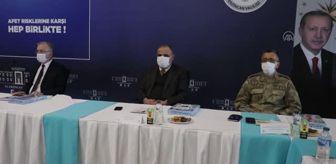Kadir Çelik: Gazetecilere 'Temel Afet ve Farkındalık Eğitimi' verildi