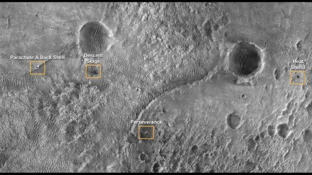Mars'a inen Perseverance fotoğraf kaydetti mi? NASA'nın Perseverance Uzay Aracı, Mars Görüntülerini Nasıl Çekti?