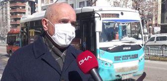 Mustafa Ilıcalı: 'Toplu taşımada omuz omuza yolculuklara dönülürse başladığımız yere geliriz'
