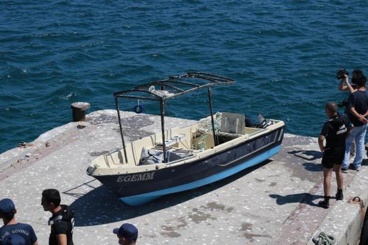 5 kişinin öldüğü tekne faciasından kurtulanlar o anları anlattı