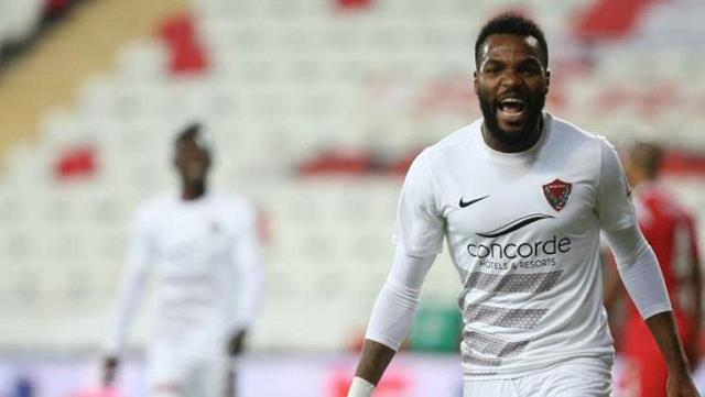 Krasnodar, who agreed with Hatayspor on the transfer of Boupendza, could not reach an agreement with the scorer.