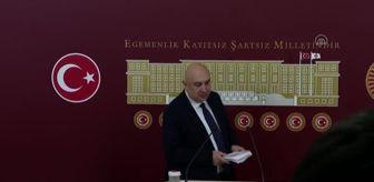 Dolmabahçe Sarayı: CHP Grup Başkanvekili Özkoç, Meclis Başkanlığına sunulan dokunulmazlık fezlekelerini değerlendirdi (3)